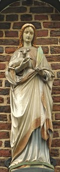 Image for Agnes of Rome - - Oberstolberg, Nordrhein-Westfalen / Germany