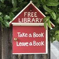 Image for Little Free Library at 520 61st Street - Oakland, CA