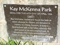 Image for Kay McKenna Park - Helena, MT