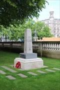 Image for Korean War Memorial - City Hall, Belfast, UK