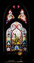 Image for St. Andrew's Episcopal Church Stained Glass Windows- Yardley Pennsylvania