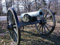 Image for (2) 12-Pounder Confederate Bronze Field Howitzer, Unmarked - Gettysburg, PA