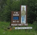 Image for Smokey Bear at Talkeenta, AK