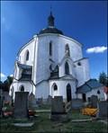 Image for St. John Nepomuk Church  / Poutní kostel sv. Jana Nepomuckého (Zelená Hora)