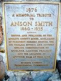 Image for Anson Smith - Father of the Boulder Dam