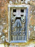 Image for Flush Benchmark on St Lawrence Church, Little Wenlock, Shropshire