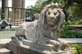 Image for City Park Peristyle Lions - New Orleans, LA