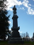 Image for Rhinebeck Civil War Monument - Rhinebeck, NY