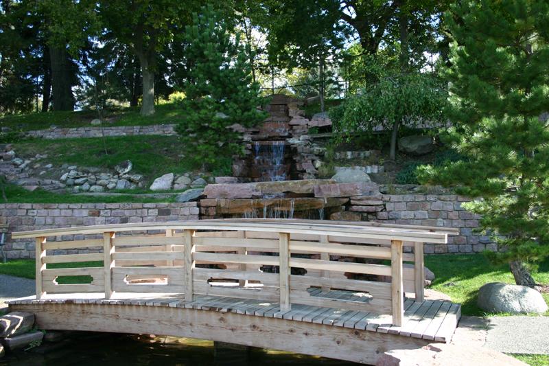 Japanese Garden Sioux Falls Sd Image