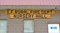 Image for G.F. Rural Fire Dept. Nursery Hall