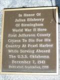 Image for Julius Ellsberry Memorial - Birmingham, AL