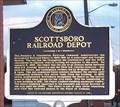 Image for Scottsboro Railroad Depot - Scottsboro, AL