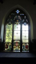 Image for Stained Glass Windows - All Saints - East Norton, Leicestershire
