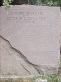 Image for Colorado Volunteers - Glorieta Pass Battlefield - Glorieta, NM