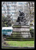 Image for Lord Byron & 3306 Byron Asteroid - Hyde Park Corner, London, UK