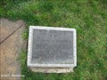 Image for Flagpole Monument and Plaque - Taunton, MA