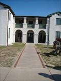 Image for Fort Reno Museum dedicated bricks - El Reno, OK