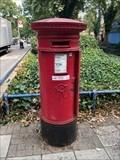 Image for Victorian Pillar Box - Tredegar Road - Bow - London E3 - UK