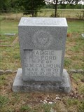 Image for Maggie Wolford Calhoun - Rader Cemetery - Kaufman County, TX