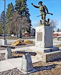 Image for Statue - Montana Soldiers' Home Historic District - Columbia Falls, MT