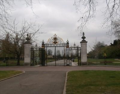 Jubilee Gates - Inner Circle, Regent