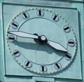 Image for Helsinki Central Railway Station Clock - Helsinki, Finland