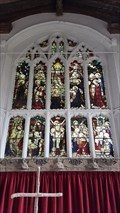 Image for Stained Glass Windows - St Mary - Over, Cambridgeshire