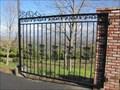 Image for Paul Masson Winery Gate - Saratoga, CA