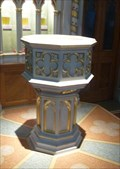 Image for Baptism Font, St John's Cathedral  - Portsmouth, Hampshire