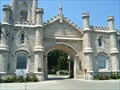 Image for Rosehill Cemetery Administration Building and Entry Gate - Chicago, IL