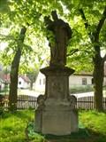 Image for Sv. Jan Nepomucký - Netín, okres Ždár nad Sázavou, CZ