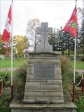 Image for Caledonia Municipal Cemetery Memorial - Caledonia, ON