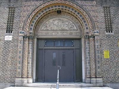 The Doors of Ethan Allen School - Philadelphia PA - Doorways of the World on Waymarking.com & The Doors of Ethan Allen School - Philadelphia PA - Doorways of the ...