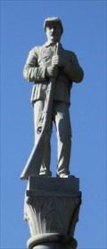 Image for Woodstock Town Square Civil War Memorial - Woodstock, IL