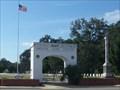 Image for American Legion Cemetery Arch - Tampa, FL