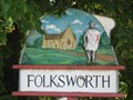 Image for Folksworth Village sign- Cambs