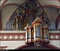 Image for Organ in Church of Lord's Transfiguration on Mt. Tabor / varhany kostela Promenení Páne na hore Tabor (South Bohemia)