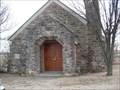 Image for WPA Chapel - Davenport Cemetery - Davenport, OK