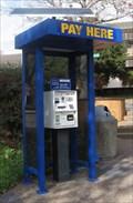Image for Solar Powered ticket dispenser - San Rafael, CA
