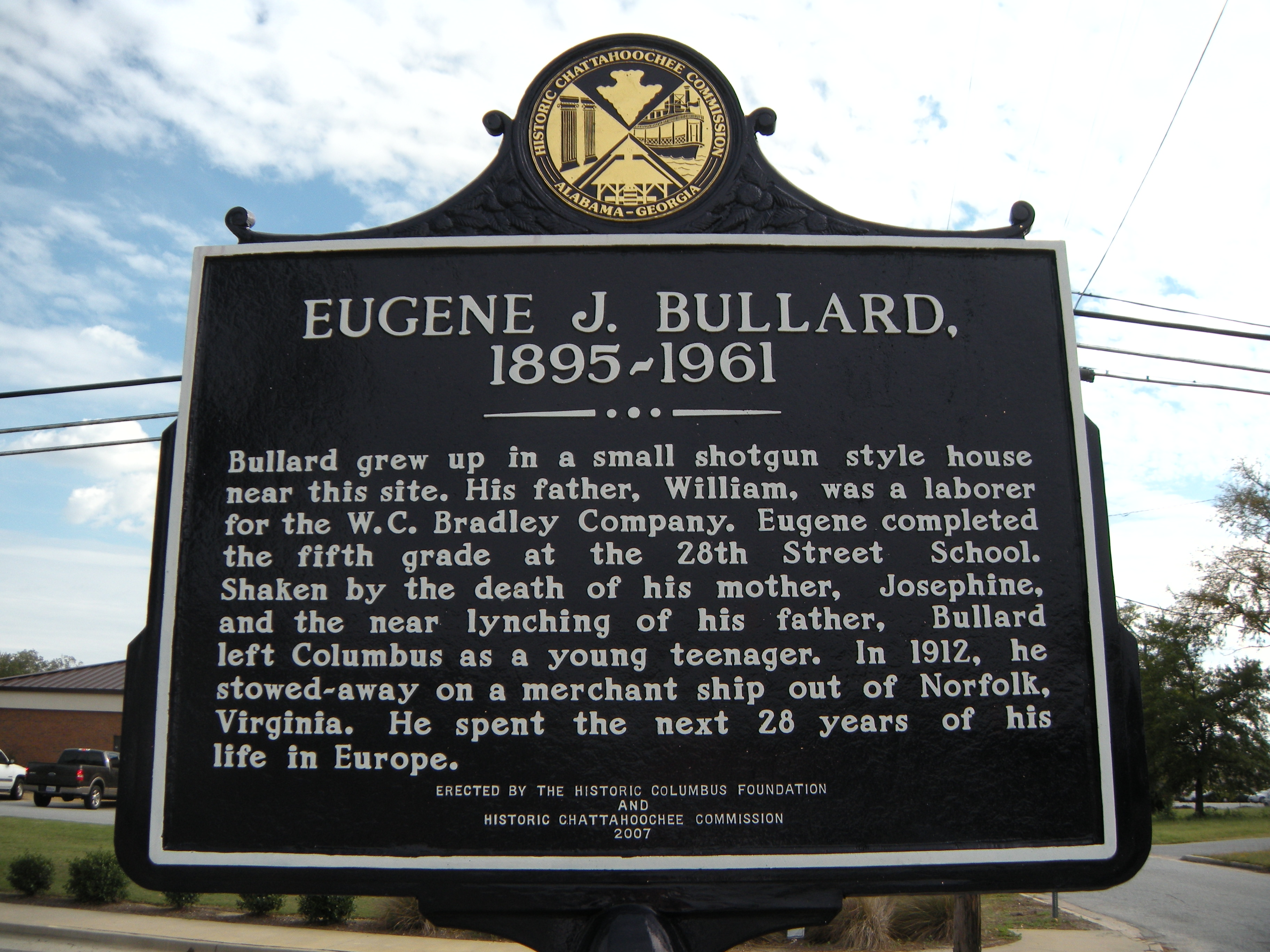 Quotes by Eugene Bulla...