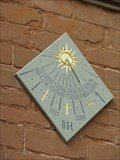 Image for Sundial, St Peter's, Martley, Worcestershire, England