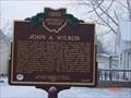Image for John A. Wilson