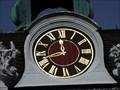Image for Town clock Heilige Stiege - Bonn, NRW, Germany