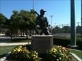 Image for Ryan Lemmon Baseball Stadium Sculpture - Irvine, CA