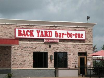 back yard bar be cue jackson tn classic bbq and