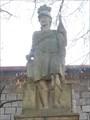 Image for Socha svatý Florián - Dolní Vestonice, Czech Republic