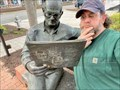 Image for J. Malcolm Pace III sit-by-me Statue - Ashland, Virginia