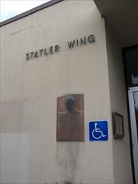 Statler Plaque Setting, San Francisco, CA
