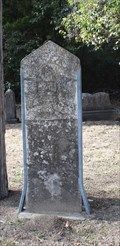 Image for FIRST -- Marked Grave at Daniel Cemetery, De Soto TX