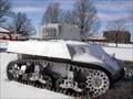 Image for M3A3 Sturat Light Tank, Nokomis, Illinois.